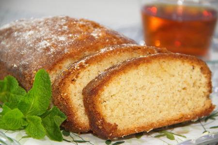 fruitcake: Homemade fruitcake