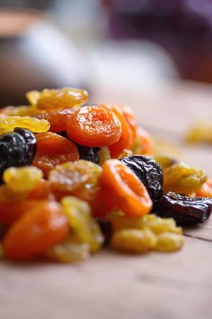 Dried fruit Standard-Bild