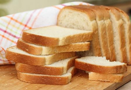 白の食パン