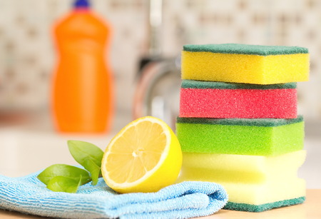 cleaning kitchen: House cleaning product