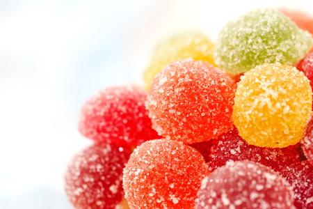 Assorted candies marmalade Standard-Bild - 118231026