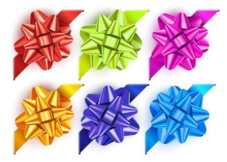 Gift bow set