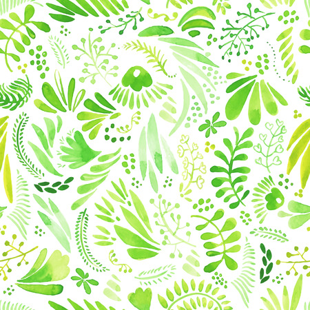 magnificence: Spring seamless background Illustration