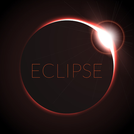eclipse: Eclipse vector illustration