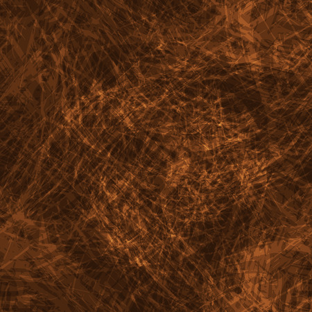 Colored vector grunge texture with brown color