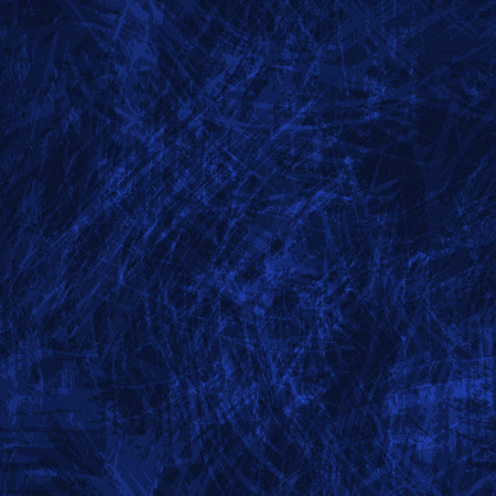 Colored vector grunge texture with blue color