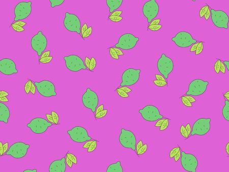 Simple lemon citrus seamless pattern, yellow fresh lemons with blue leaves endless pattern isolated on white. Lemon background, fresh summer and spring citrus fruit tropical seamless lemons pattern