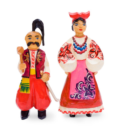 Vintage toy Ukrainian