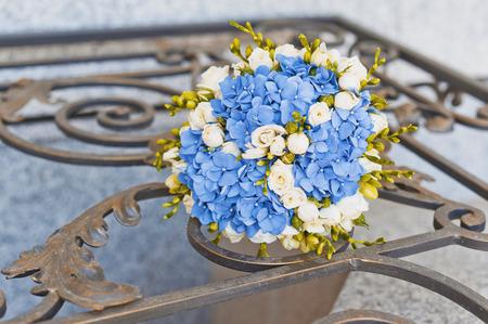 beautiful wedding flowers bouquet photo
