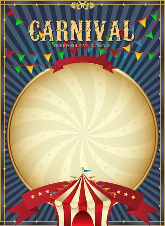 Lément de design Golden Mardi Gras. Fond de carnaval. Deux couronnes de carnaval. Banque d'images - 34994729