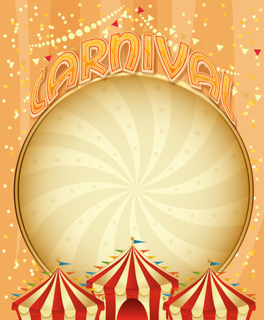 carnival costume: Carnival poster Mardi Gras Venice Carnival banner. Holiday template.
