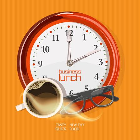 short break: Lunch time concept design background