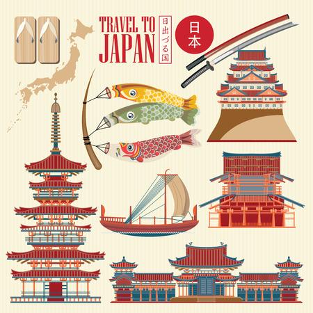 neko: Gorgeous Japan travel poster