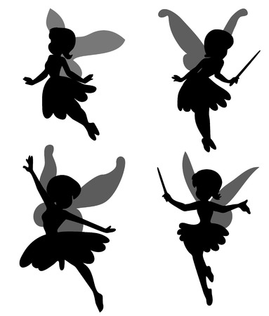 小さな妖精セット