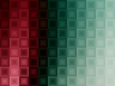 green background: Red and Green Background.  Abstract background for the holidays or anything red and green. Stock Photo