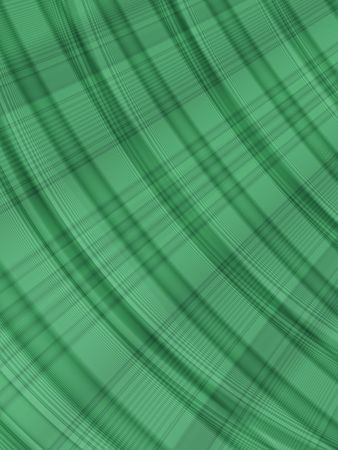 curving lines: Abstract green pattern background with curving lines of different shades of blue
