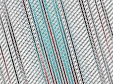 レトロをピン Sripes。抽象的な背景マルチ カラー ピン縞。上ピン縞白い背景とレトロな雰囲気。 写真素材