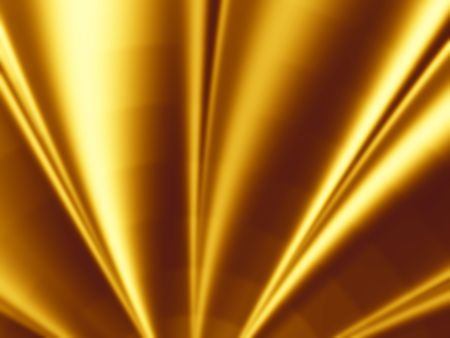 abundance: Gold Background with texture, layers and light effect.