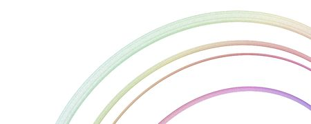 Multicolored abstract background.  Rainbow effect with white copy space Zdjęcie Seryjne
