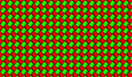 Red and green background design Фото со стока