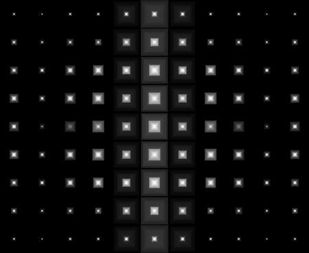 Black light background