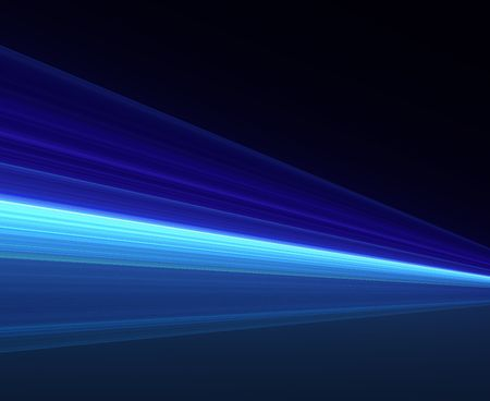 조명 효과 가진 파란색 줄무늬 배경