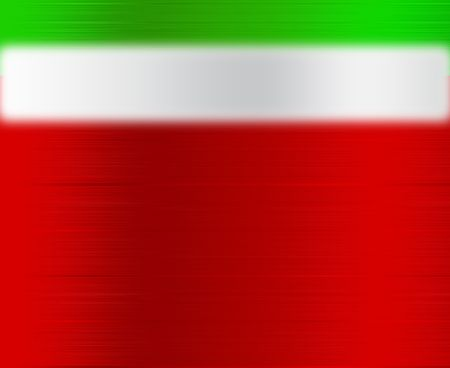 Red and Green Background with white copy space