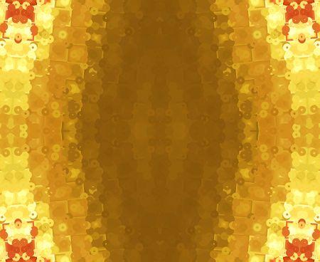 赤とゴールドの抽象的な背景