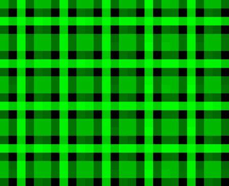 Green Plaid Background Zdjęcie Seryjne