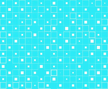 Aqua and white background
