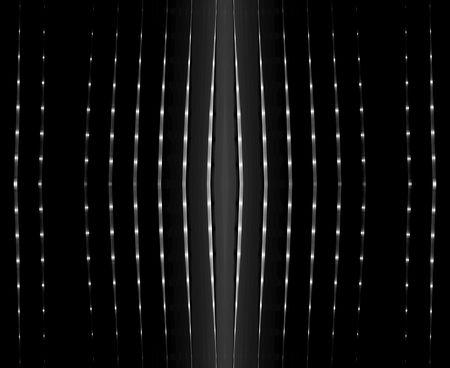 작은 빛으로 추상 검은 배경 스톡 콘텐츠