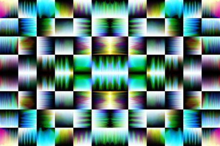 여러 가지 빛깔의 추상적 인 디자인