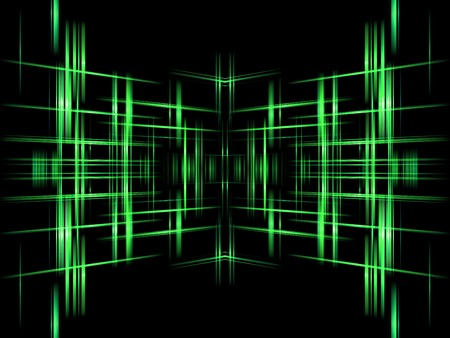 Green Abstract Background Stock Photo - 4405858