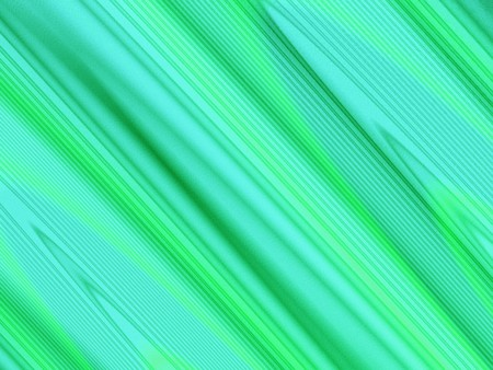Abstract textured background displaying shades of the color green. Stock Photo