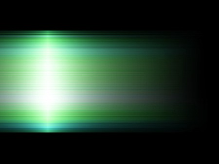 Shades of green streak background with light effect Stock Photo