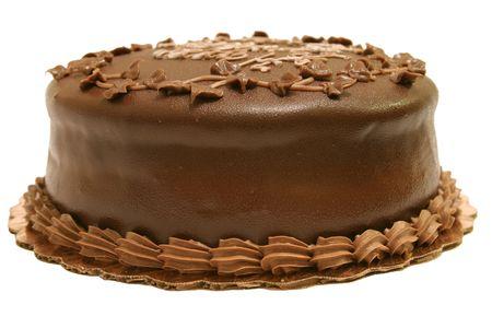 sinful: Chocolate Cake - whole