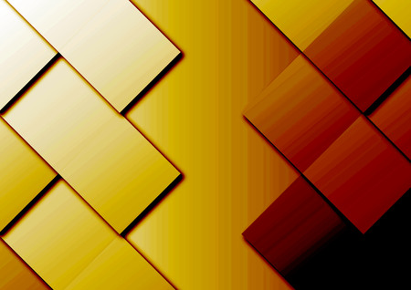 metallic texture: abstract background with diamond pattern metal Stock Photo