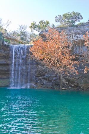 preserve: Hamilton Pool