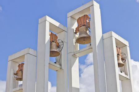 Mother Sanctuary church in Novo Hamburgo, Rio Grande do Sul, Brazil Banque d'images