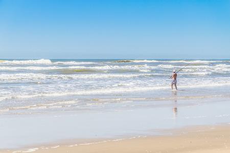 do: Beach, waves, sand at Torres beach