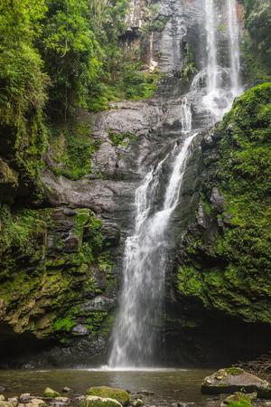to paula: Waterfall in Sao Francisco de Paula, Rio Grande do Sul, Brazil
