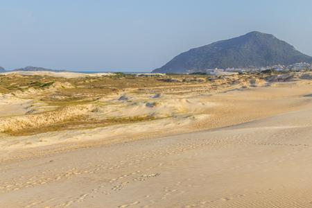 Costao do Santinho beach, Florianopolis, Santa Catarina, Brazil
