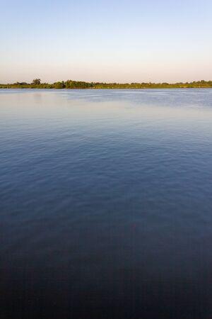 Guaiba lake in Porto Alegre, Rio Grande do Sul, Brazil Banque d'images