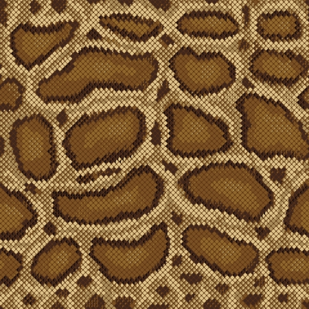 Python snakeskin pattern repeats seamlessly.