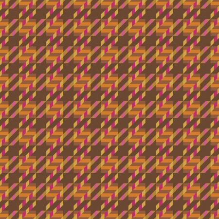 tweed: Tweed Texture pattern in Orange and Brown repeats seamlessly.