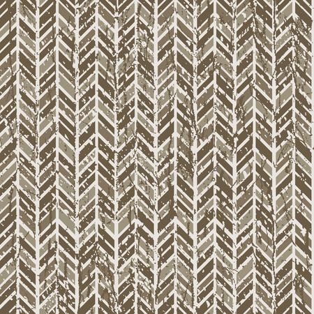 Abstract herringbone tweed pattern in neutral browns repeats seamlessly. Reklamní fotografie - 89111648