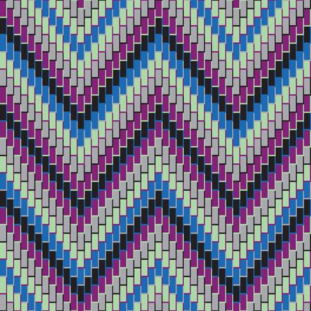 Herringbone zigzag pattern repeats seamlessly.