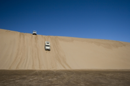 Off Road 4x4 adventure, Namib Desert photo