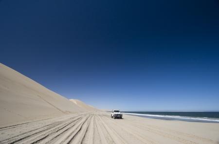 Off Road 4x4 adventure, Namib Desert, Namibia
