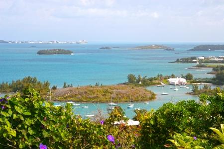 Bermuda View  Stock Photo
